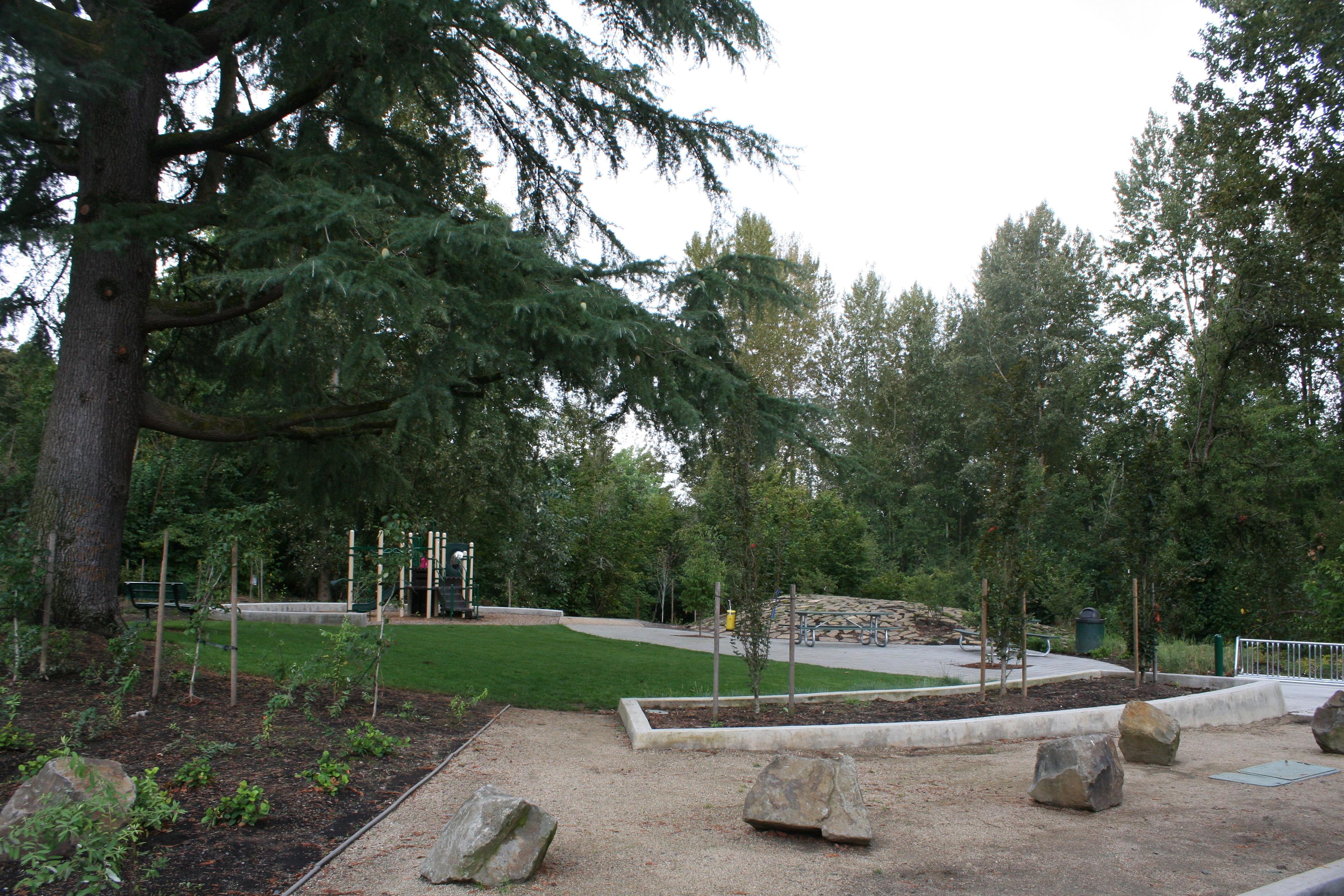 Milwaukie Spring Park