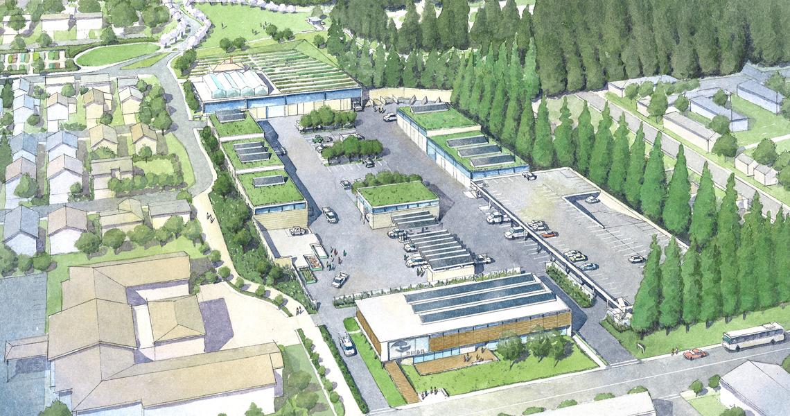 Mt Tabor & Delta Park Maintenance Yard